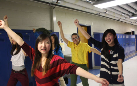 Japanese Honor Society prepares for I-Nite