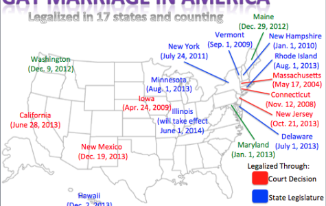 Students respond to Virginia federal judge striking down gay marriage ban