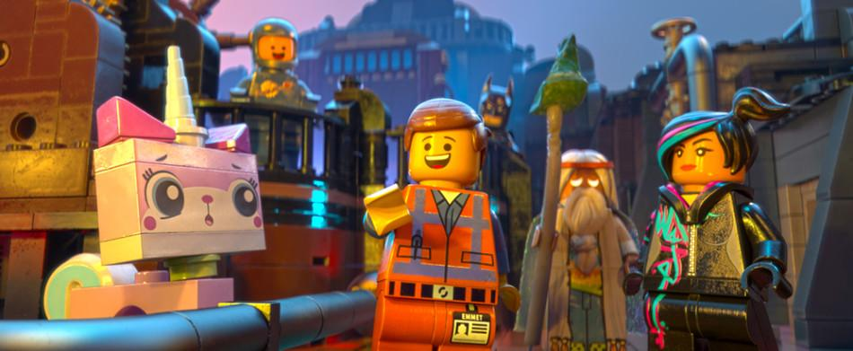 """The Lego Movie"" is good to the last brick"