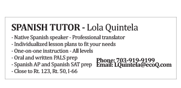 Lola Quintela Spanish Tutoring