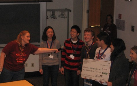 TJ Science Bowl team wins at regional competition