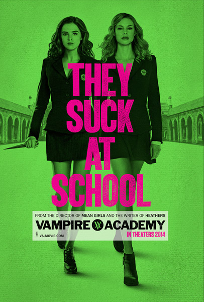 Vampire Academy disappoints book fans