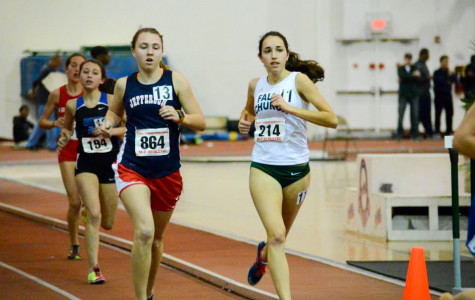 Winter track athletes conclude season at state championships