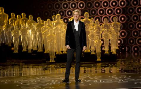 Talk show host Ellen DeGeneres hosted the 86th Academy Awards on March 2. Photo courtesy of http://oscar.go.com/