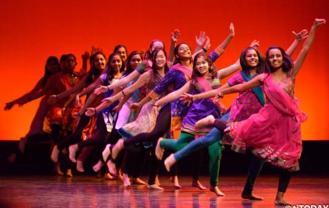 Namaste Underclassmen Girls (Bhangra).