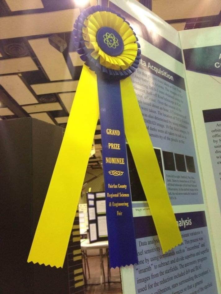 Many Jefferson students concluded Regional Science Fair with first and second place wins, in addition to the numerous Grand Prize nominations and decisions.