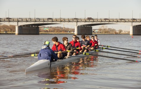 Jefferson crew attends the annual Gonzaga Visitation Regatta at the Anacostia River, while lower boats attend the Walter Mess Regatta on April 5.