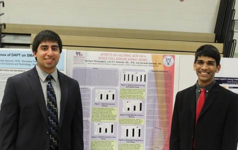 Mentorship students show off projects at Mentorship Fair