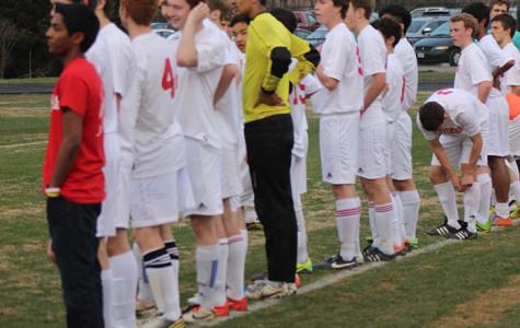 Varsity Boys' Soccer plays last Friday home game against Madison