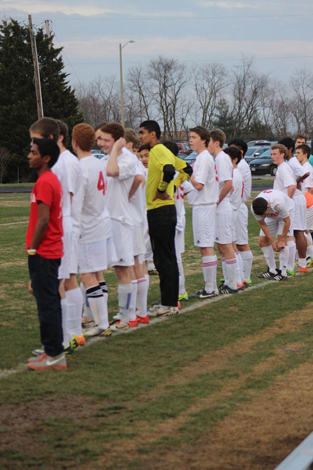 Varsity+Boys+Soccer+plays+last+Friday+home+game+against+Madison