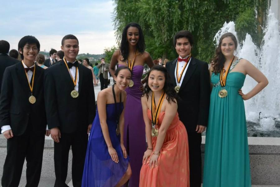 Jefferson+students+at+the+14th+Annual+Cappies+Gala+last+year.