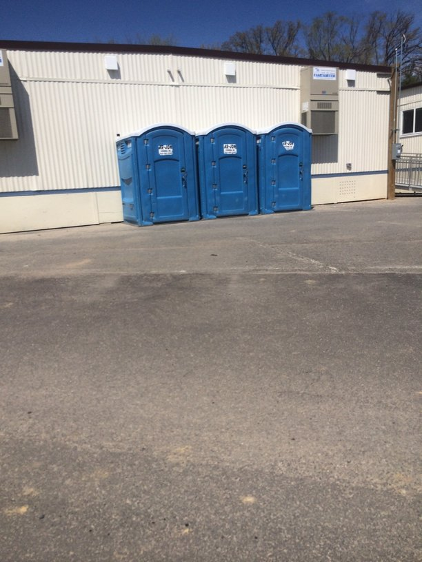 The new portable toilets offer no benefits for Jefferson