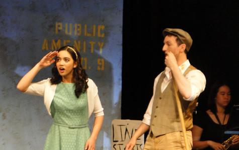 "TJ Drama performs ""Urinetown"""