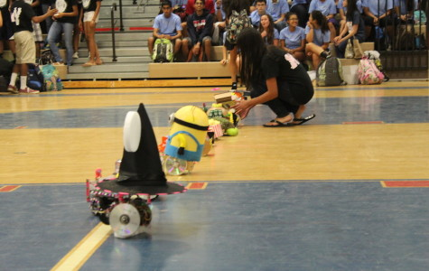 IBETs hold annual robot competition