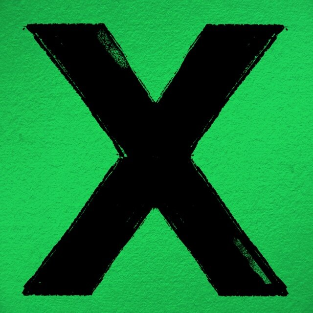 The cover of Ed Sheeran's new album with sixteen new songs. Photo courtesy of www.edsheeran.com.