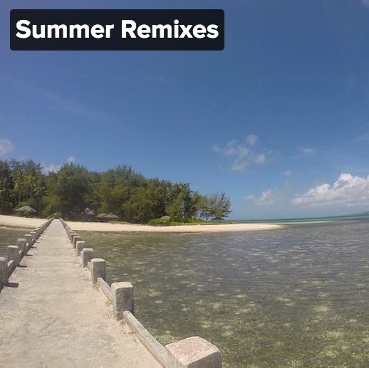 Check out tjTEMPO's newest playlist for the summer on 8tracks, a perfect mix for whatever you might have planned in the summertime.