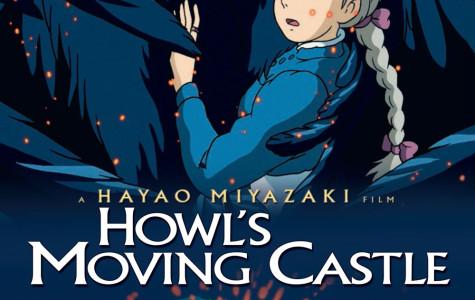 Homage to Miyazaki: Howl's Moving Castle
