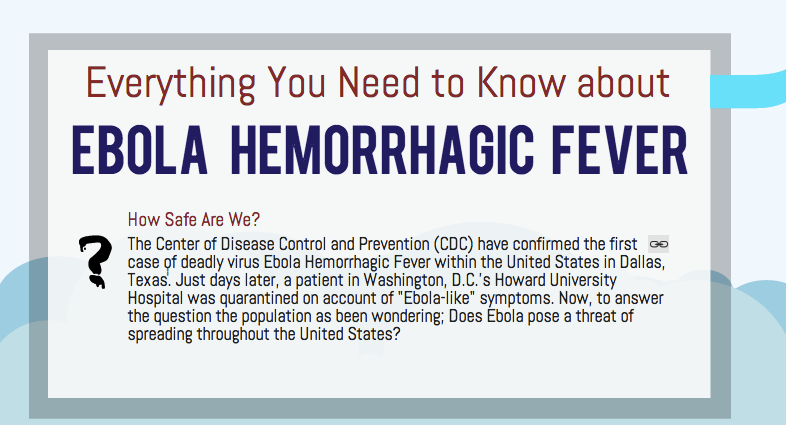 Everything you need to know about Ebola Hemorrhagic Fever