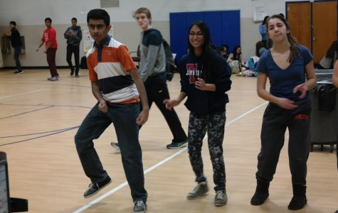 "Students ""Just Dance"" for Mental Wellness Week"