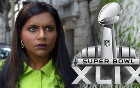 Actress Mindy Kaling stars in one of Nationwide's commercials for the Super Bowl this year, held on Feb. 1.