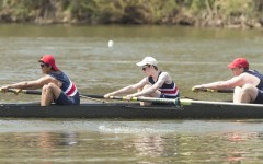 Novice boys crew team travels to St. Andrews School for first regatta of the season