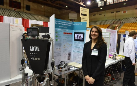 Inventor profile: Lakmazaheri is selected to participate in the 2015 International Science Fair