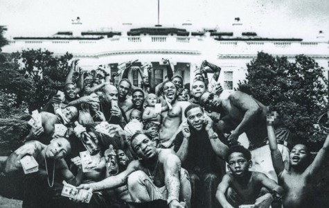 Kendrick Lamar's third album proves to be legendary