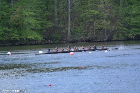 Jefferson Crew enjoys success at the Regional Park regatta