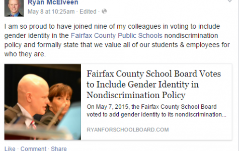 FCPS adds gender identity to nondiscrimination policy