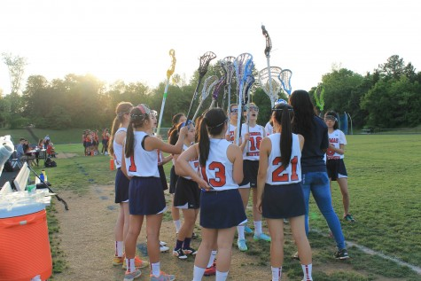 TJ Girls' Lacrosse Finishes Preseason Under Two New Coaches