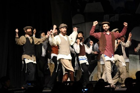 """Fiddler on the Roof"" reflects hard work of cast and crew"