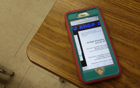 Students should be able to have phones at ANGP