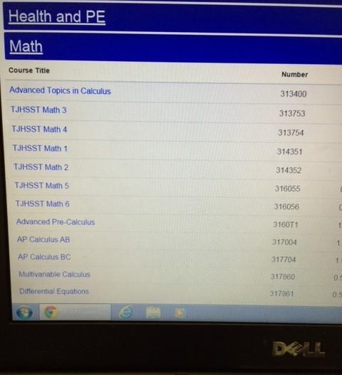 Rethink the math system - again