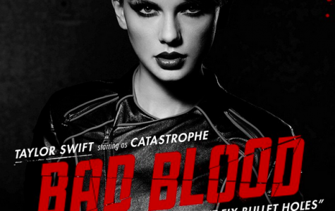 "Taylor Swift plays Catastrophe in her new music video for ""Bad Blood."