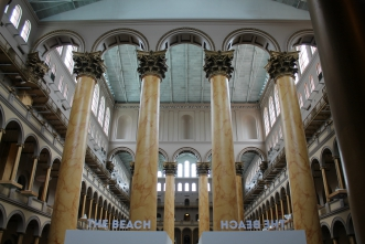Staycation Sundays: National Building Museum