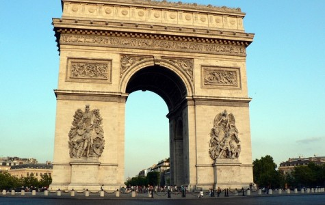 The Arc De Triomphe is just one of France's many history- and culture-rich landmarks.
