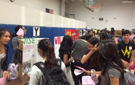 Activities Fair introduces students to unique clubs at Jefferson