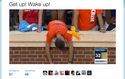 Jefferson graduate trends on social media following UVa football match