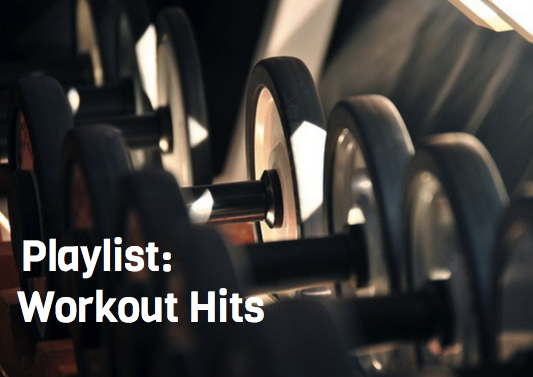 The Beat Blog: tjTODAY's Workout Playlist