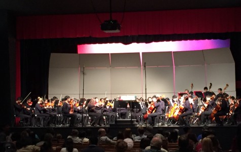 Jefferson's Philharmonia and Symphonic orchestras performed the annual fall program on Oct. 16.
