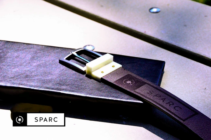 Sparc+Belts+is+working+on+two+buckles+that+will+come+in+two+colors+of+straps.
