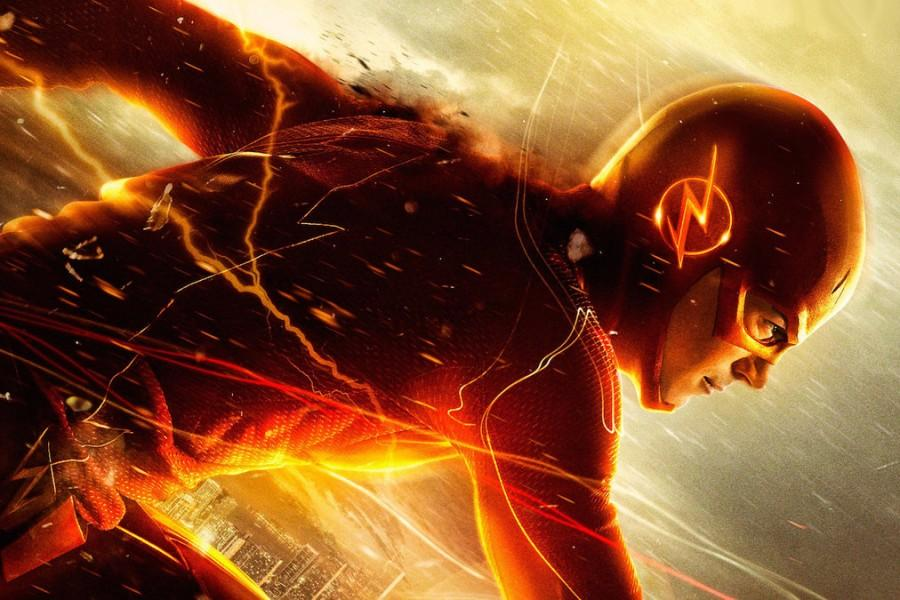 The Flash airs Tuesdays on the CW Television Network.