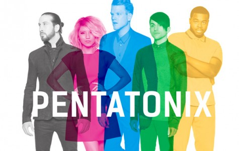 Pentatonix released their self-titled album, composed mainly of original songs, on Oct. 16.
