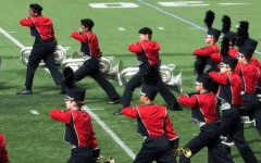 TJ Marching Band ends fall season with USBand Nationals