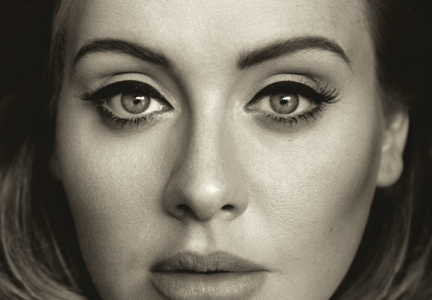 Adele's latest album