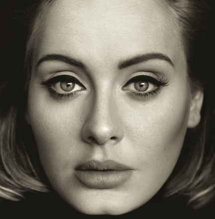 Adele's latest album