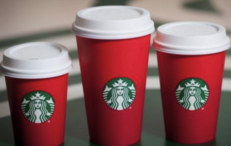 Red Starbucks cups aren't an attack on the holidays, so leave them be