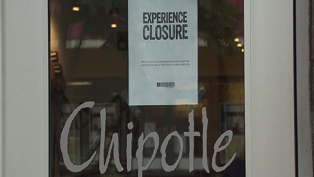After an E. coli infection outbreak was connected to food sold at Chipotle, stores in the west coast closed down temporarily.