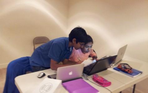 Jefferson Participates in the Second Annual Virginia Tech High School Programming Contest