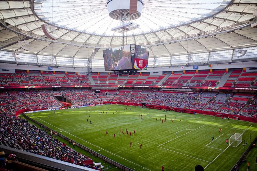 Although the World Cup was won by the U.S., Canada had the honor of hosting it for the first time